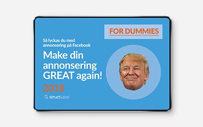 e-bok om annonsering på Facebook