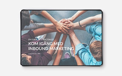 Kom igång med Inbound Marketing
