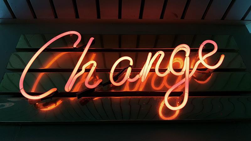 Att förändra sälj och marknad i en stor organisation
